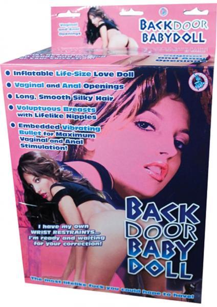 Backdoor Babydoll Inflatable
