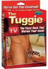 The Tuggie Fuzzy Cock Sock Sex Toy Product