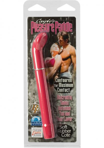 COUPLES PLEASURE PADDLE PINK