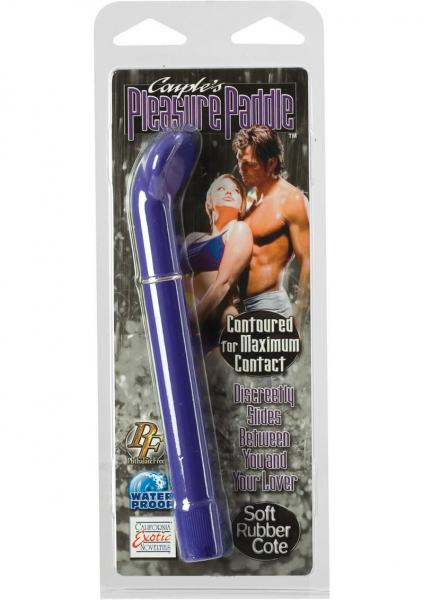 COUPLES PLEASURE PADDLE PURPLE
