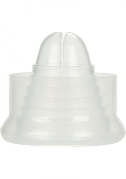 Universal Silicone Pump Sleeve - Clear