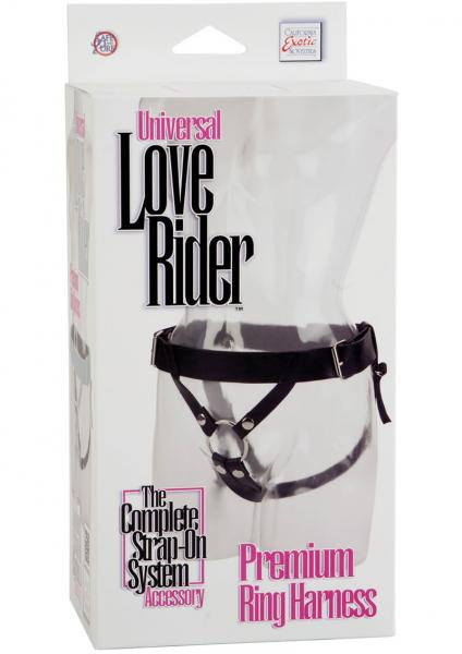 Universal Love Rider Premium Ring Harness