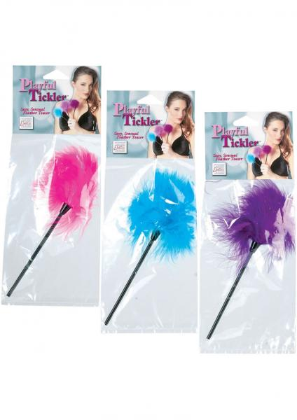 Playful Tickler Assorted Color