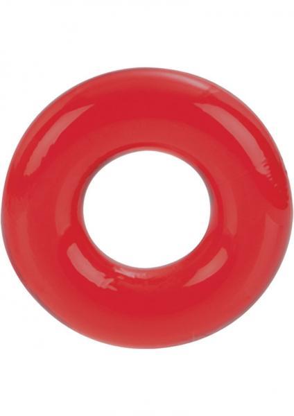 Shane's World Rock Star Ring Red