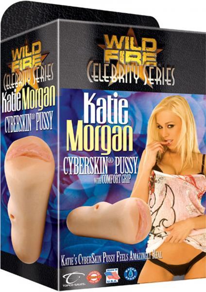 Katie Morgan Extra Soft Cyberskin Pussy Stroker
