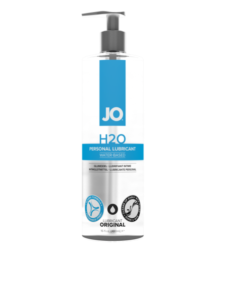 Jo H2O Water Based Lubricant 16 oz