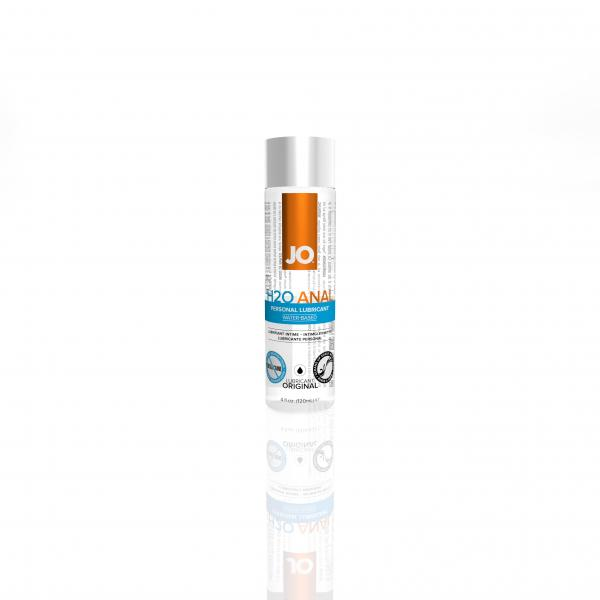 Jo H2O Anal Water Based Lubricant 4 Ounces