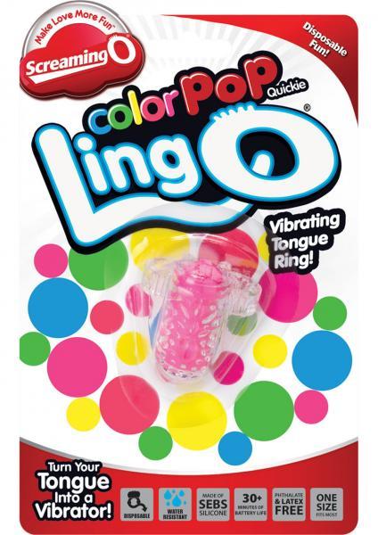 Color Pop Quickie Lingo Pink