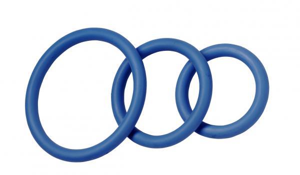 Nitrile C Ring Set-Blue