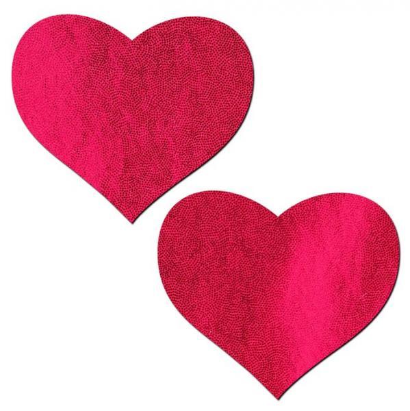 Pastease Love Liquid Heart Red Pasties