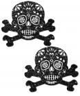 Pastease Day Of The Dead Skull Pasties Sex Toy Product