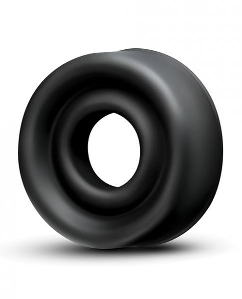 Performance Silicone Pump Sleeve Large Black