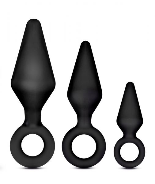 Candy Rimmer Kit Black Butt Plugs