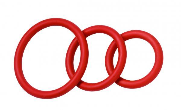 Nitrile C Ring Set - Red