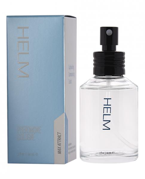 Max Attract Helm Pheromone Cologne 2 fluid ounces