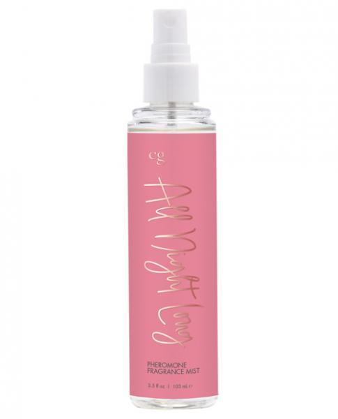 CG Body Mist with Pheromones All Night Long 3.5 fl oz