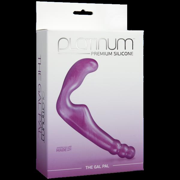 The Gal Pal Premium Silicone Purple