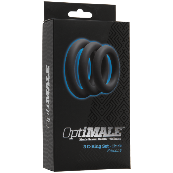 Optimale 3 C Ring Thick Set Slate