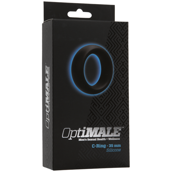 Optimale C-Ring Thick 35mm Black