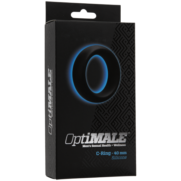 Optimale  C-Ring Thick 40mm Black