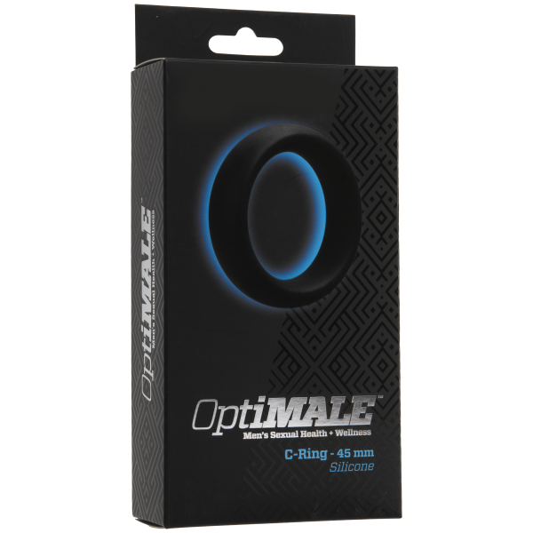 OPTIMALE - C-Ring Thick - 45mm - Black