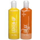 Lighten Up & Relax 2 Pack 1oz Bottles Sex Toy Product