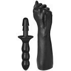 Titanmen The Fist with Vac-U-Lock Handle Black Sex Toy Product