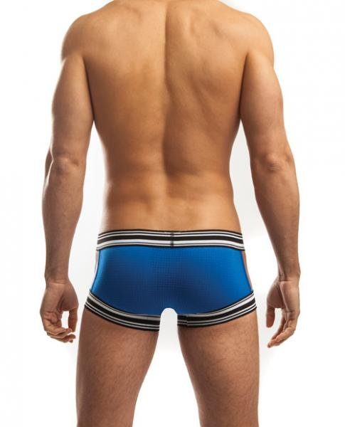 Jack Adams Sport Tek Trunks Royal Blue Small