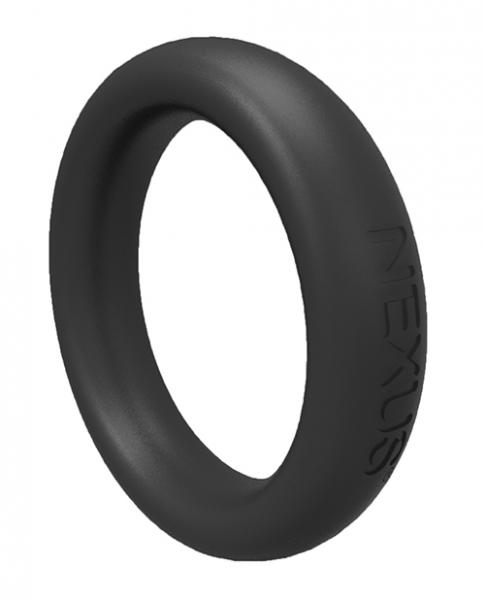 Nexus Enduro Plus Silicone Cock Ring Black