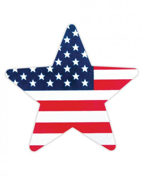 Peekaboos Stars & Stripes Pasties 2 Pairs