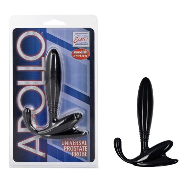 Apollo Universal Prostate Probe Black