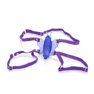Micro-Wireless Venus Butterfly Stimulators