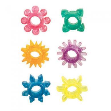 Senso 6 pack rings