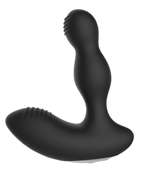 Electroshock E-Stimulation Vibrating Prostate Massager Black