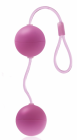 Bonne Beads Weighted Kegel Balls Pink Sex Toy Product