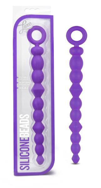 Luxe Silicone Beads Purple