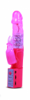 Hunni Bunni Rabbit Vibrator - Pink 	 Sex Toy Product