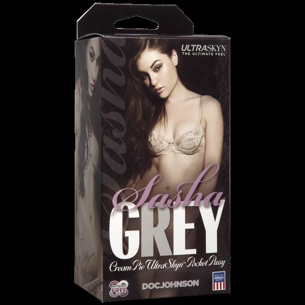 Sasha Grey Ultraskyn Cream Pie Pocket P*ssy