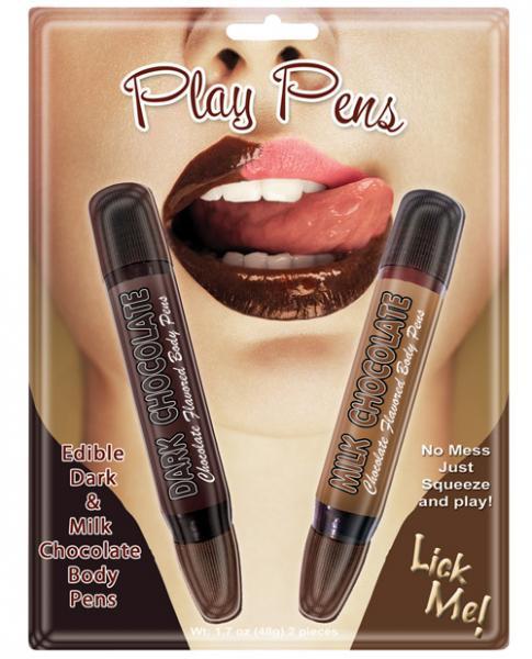 Play Pens Dark and Milk Chocolate 2 Pack