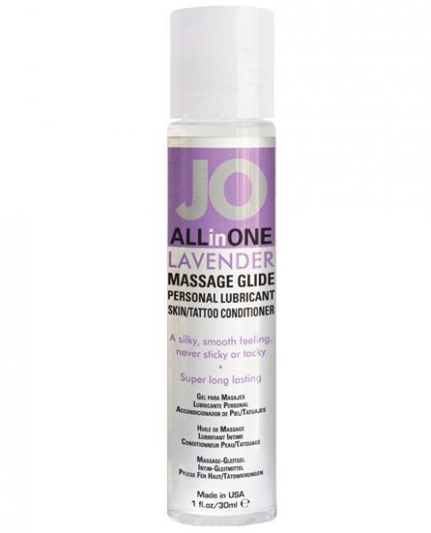 Jo All In One Massage Glide Lavender 1oz