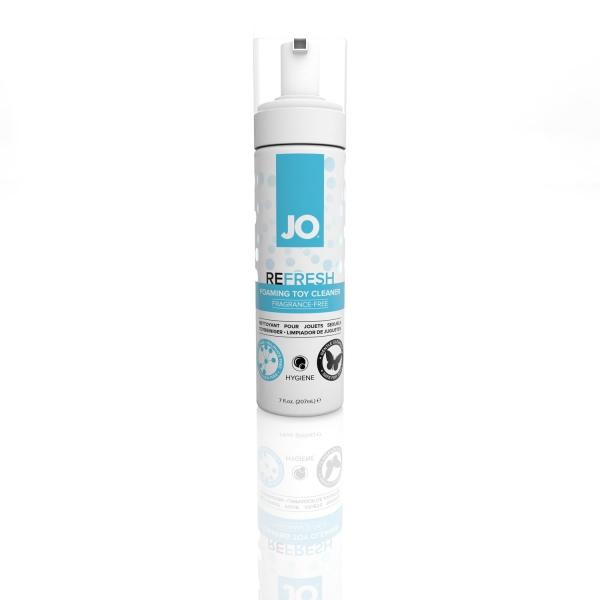 Jo Foaming Toy Cleaner Unscented 7 Ounce Sex Toy Product