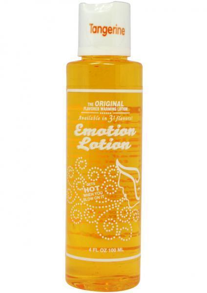 Emotion Lotion Tangerine