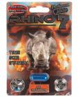 Rhino 7 1 Piece Card Male Enhancement Sex Toy Product
