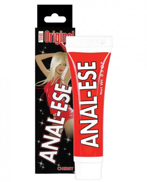 Anal-Ese Cream .5oz Desensitizing Lubricant