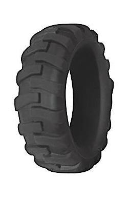 Mack Tuff Large Silicone Tire Ring Black