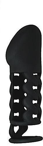 Woven Penis Sheath Black