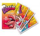 Blowjob Vouchers Sex Toy Product
