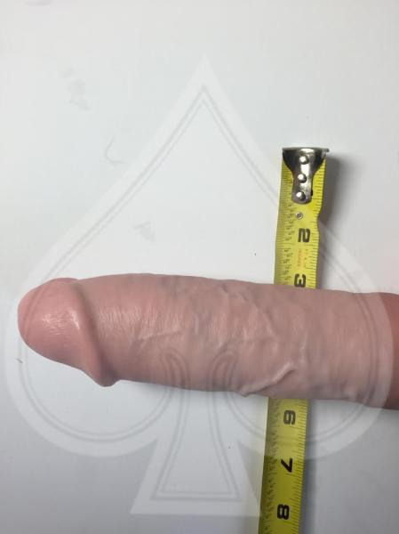vibrator with Monster cock/dong