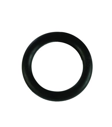 Black Rubber Cock Ring - Small
