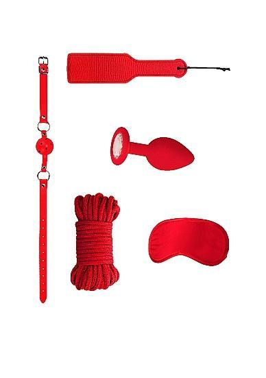 Introductory Bondage Kit #5 Red